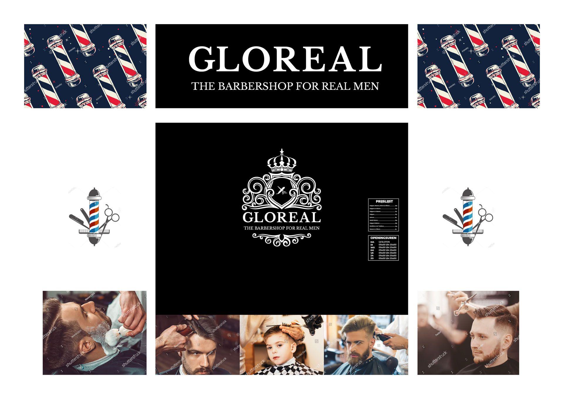 Barbershop Gloreal